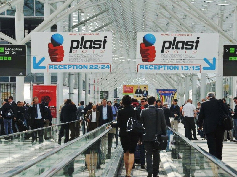 ESAMETAL has partecipated to the PLAST 2015 fair