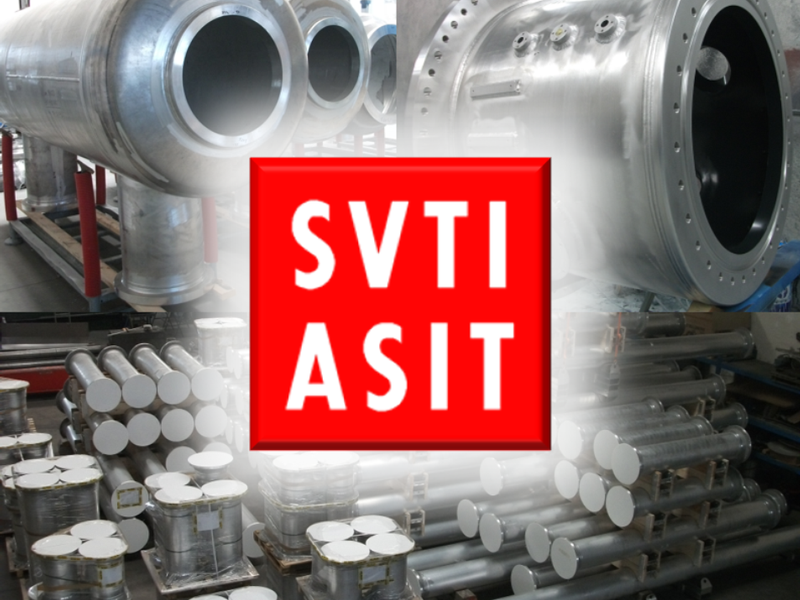 Esametal certified by SVTI